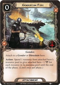 [Question] Gondorian Fire et perte du trait Gondor [Résolu] M1863